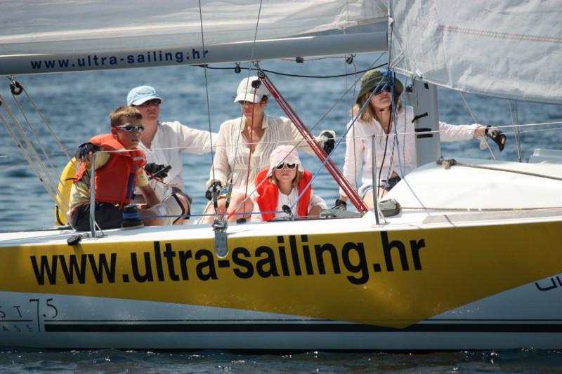Yachtcharter-Ultra-Sailing